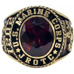 Men's Marine Corps JROTC Ring